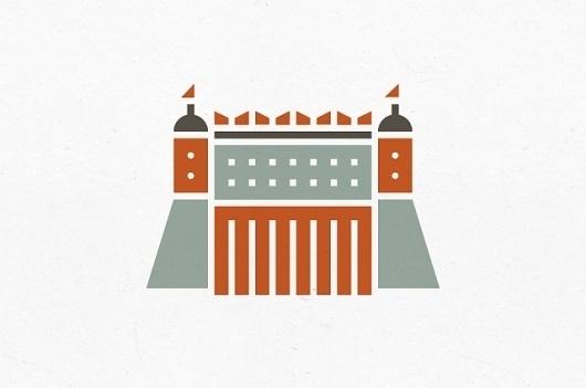 Tim Boelaars #illustration #castle