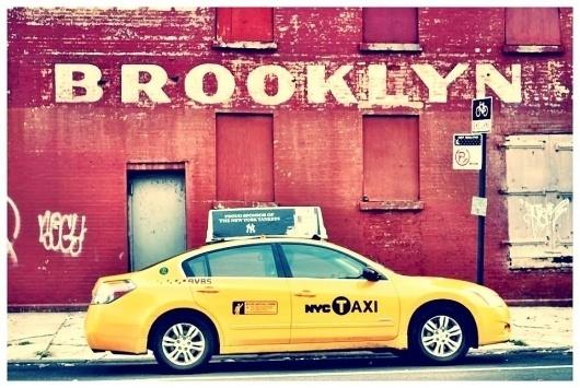 Facebook #taxi #brooklyn