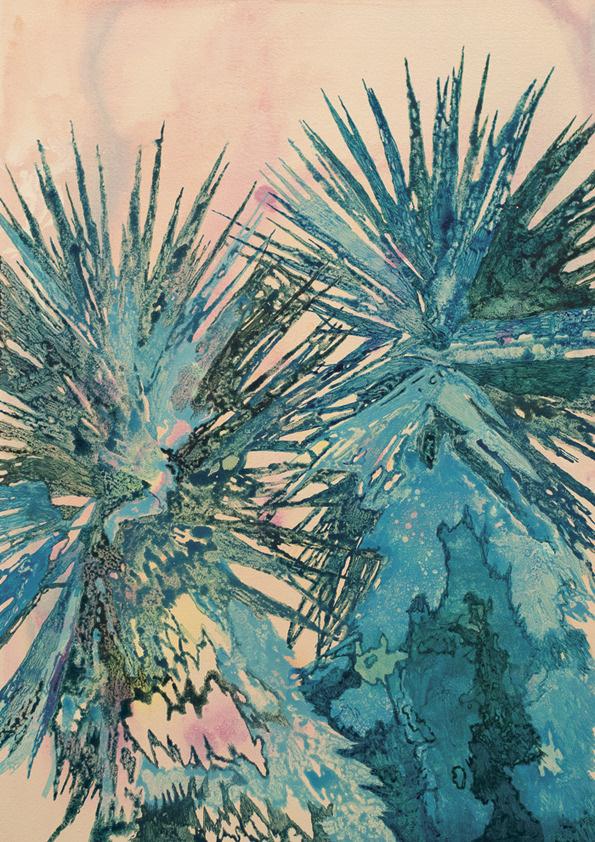 Akum 4 #summer #plants #painting