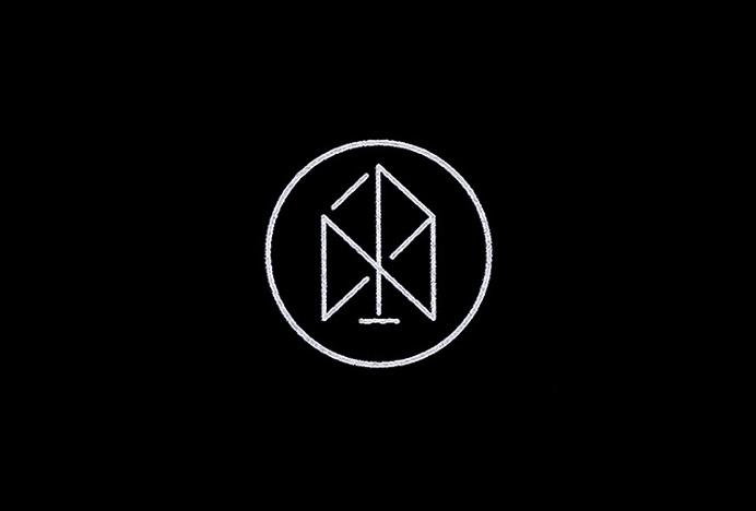 Park National by Michael Mason #logo #circle #mark #shape