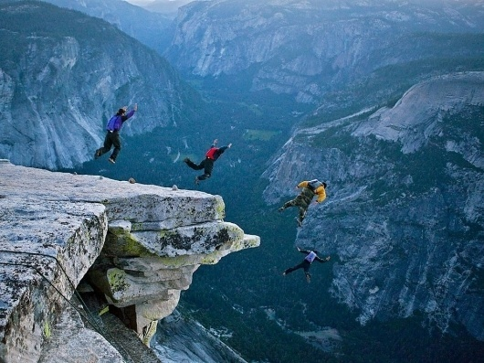 Yosemite Climber Picture – Adventure Wallpaper – National Geographic Photo of the Day #yosemite #jumping #base #bucket #list