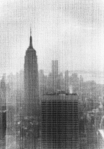 portrait / landscapes - daniel aeschlimann - photography #new york city #empire state building