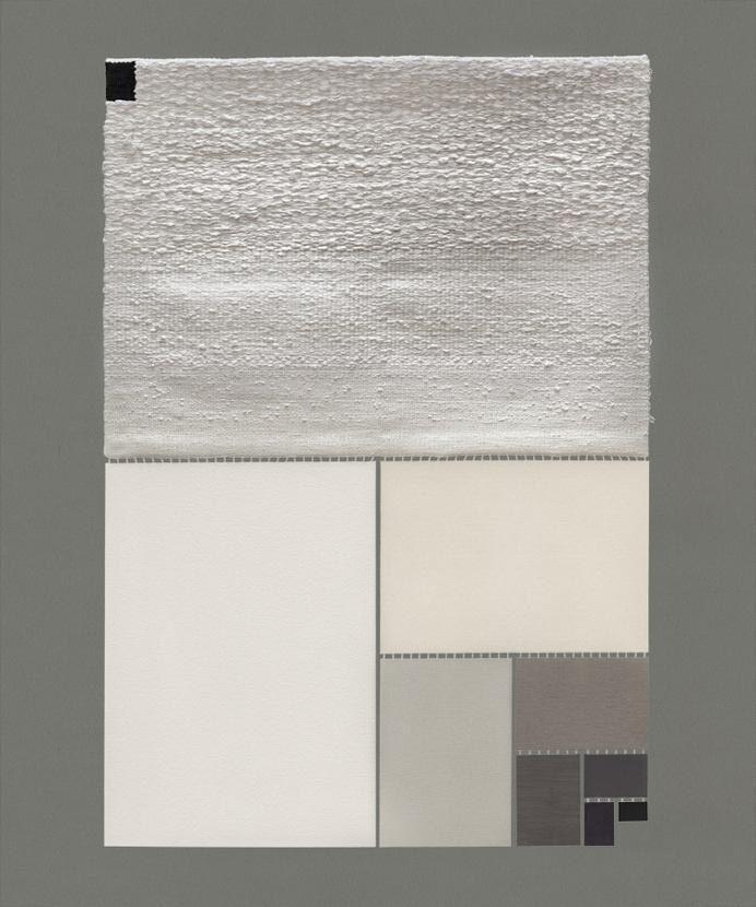 ISOs by UNDO-REDO #fabric #white #design #graphic #black #art #paper #grey