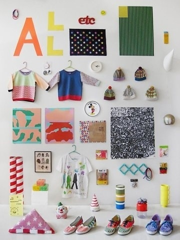 FFFFOUND! | Where the Lovely Things Are - Home #things #ffffound #home #lovely