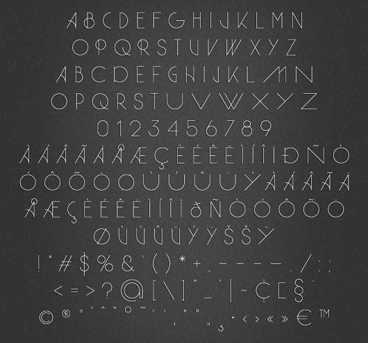 Herbie - Infamous Foundry #typography