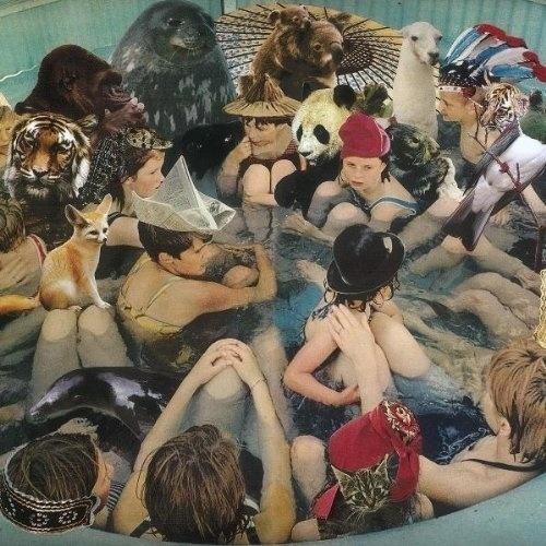 Person Pitch: Panda Bear #panda #art #animals #music #bear #collective #animal
