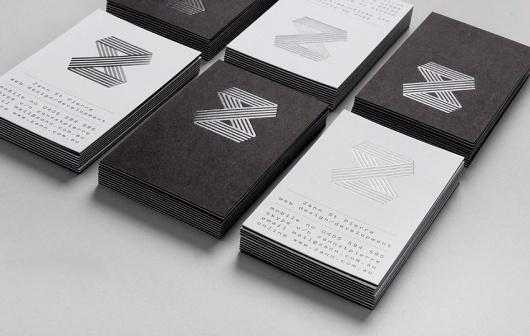 Zann, Identity » Studio Verse / Bench.li #card #business
