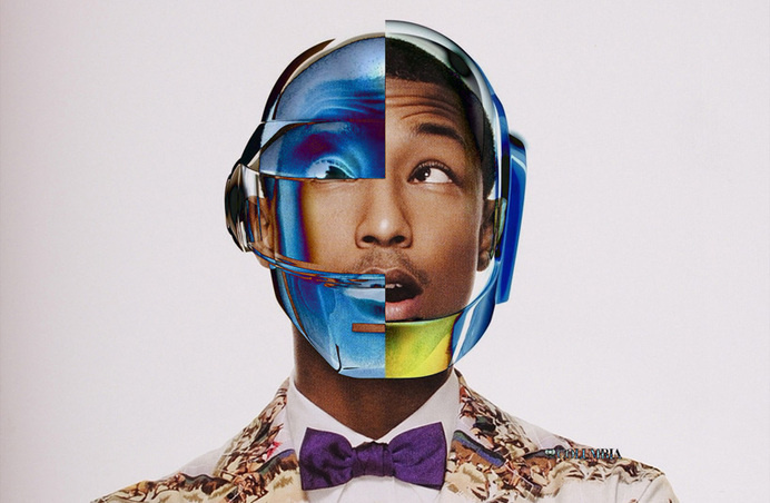 pharrell williams releases gust of wind music video with daft punk #of #wind #gust