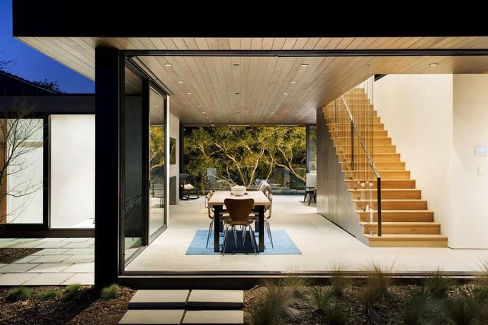Two Bedroom Guest House by Walker Workshop 12