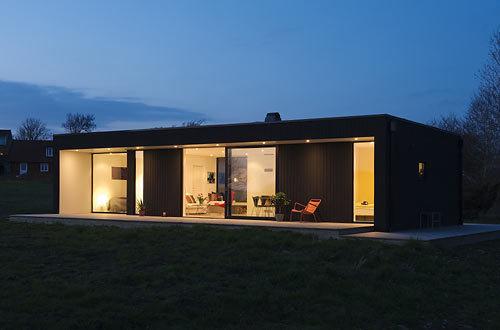 A Retro Modern Prefab: Pavilion 65 by Pavilion Living Photo #65 #pavilion #sweden
