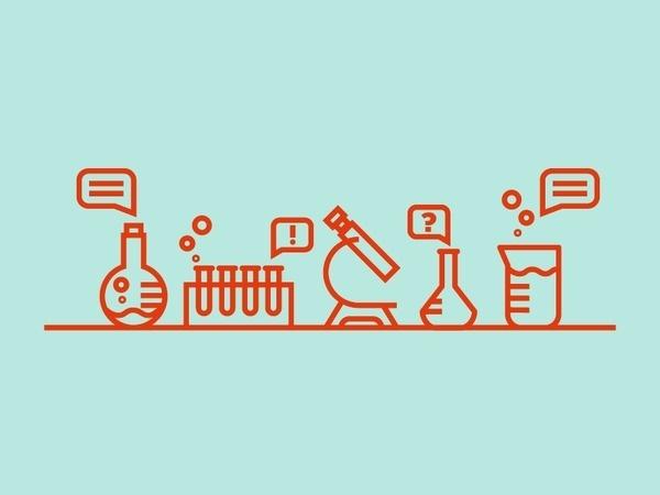 Lab Work #illustration