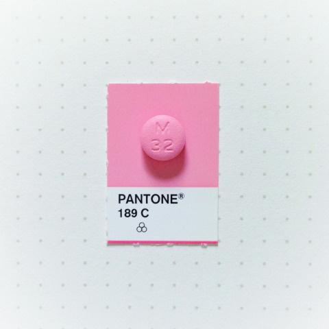 Tiny PMS Match | PICDIT #design #color #pantone #art #colour