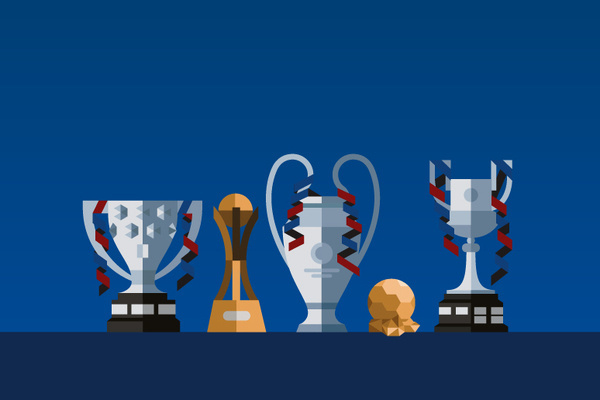 5 #trophies #trophy