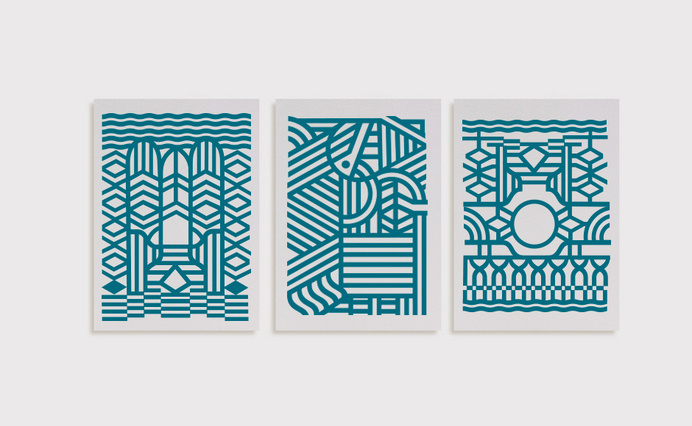 strokes #julien #graphic #roche #design