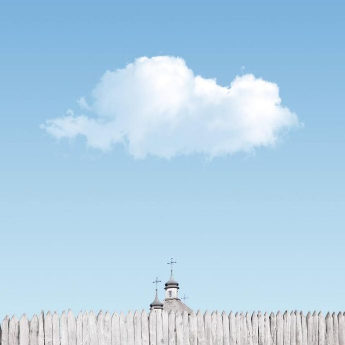 Creative and Colorful Minimalist Photography by Grigoriy Shkarupilo