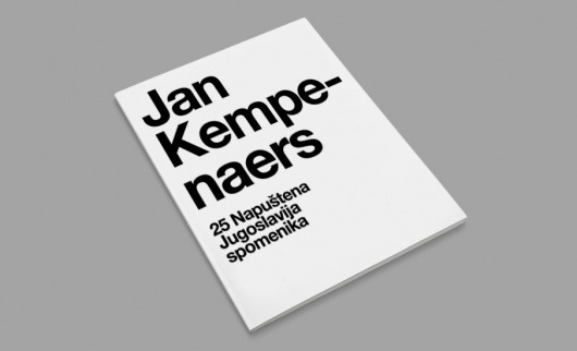 Roger Schami — Graphic Design #type #print #blackwhite #typography