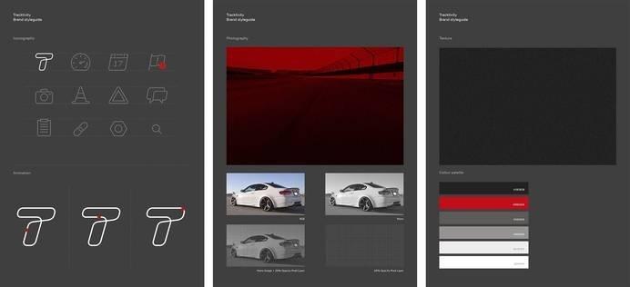 Tracktivity #branding