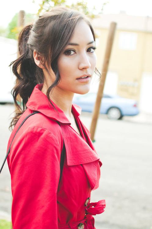 Alexandra Kimiko Clark, #cute #photography #woman