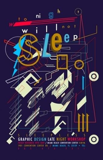 Jean Lorenzo Graphic Design #geometric #poster #typography