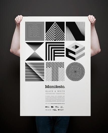 Manifesto identity by Josip Kelava » Design You Trust – Design and Beyond!
