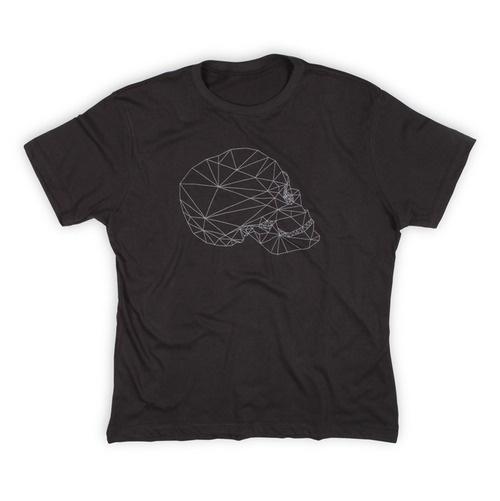 Koning's New Designs Modelos Masculinos Já... #skull #koning #black #shirt
