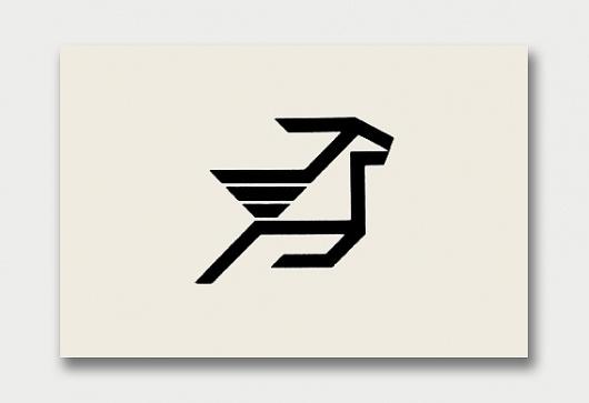 Animal Logo Menagerie – Part 2 / Aqua-Velvet #logo #cypress #airways