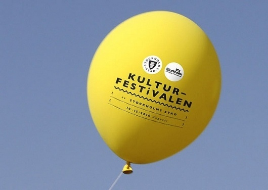 kulturfestivalen_04   Flickr - Photo Sharing! #snask #balloon #yellow