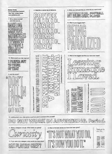 BRACKET: INTELLIGENCE #bracket #typography