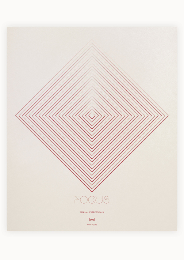 Minimal Expressions #expression #minimal #poster #focus