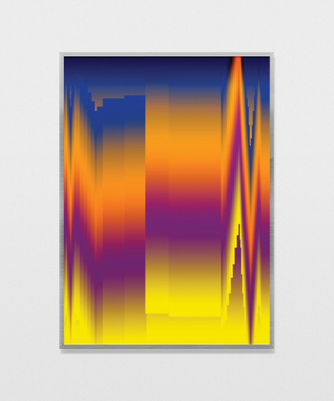 Manuel Fernández   PICDIT #color #design #glitch #art #gradient