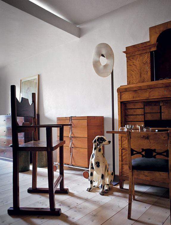 Le laberinthe de Xavier Corberó #interiors