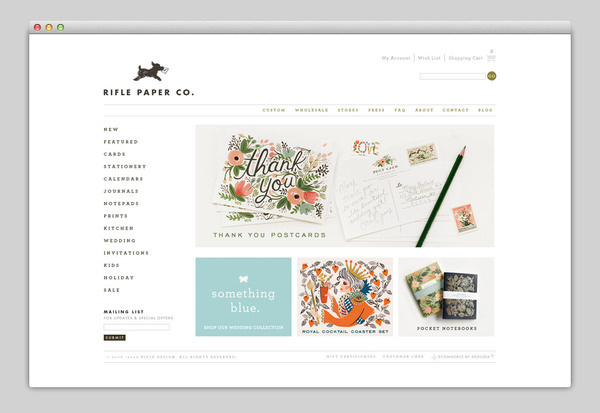 Websites We Love #shop #design #website #layout #web