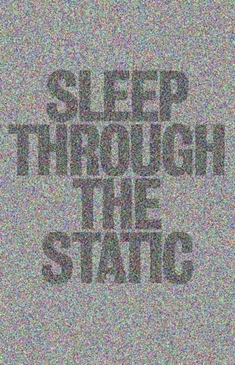 Sleep Through The Static (Have a great weekend!) - We Become Legend #legend #through #we #sleep #the #become #static