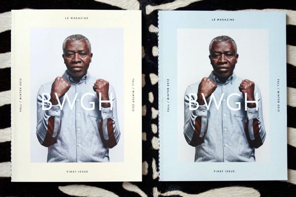 BWGH Magazine #bwgh #design #pub #magazine