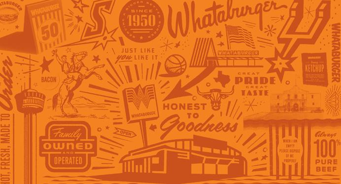 #branding #pattern