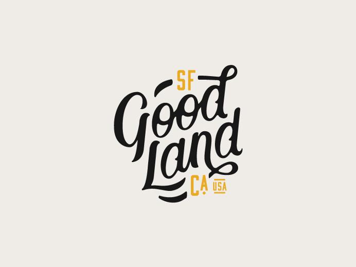 Best typography good land script brendan images on