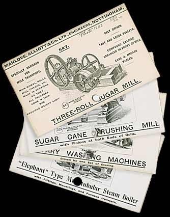 Sell! Sell! Sell! - The University of Nottingham #vintage #branding #advertising