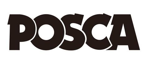 FFFFOUND! | POSCA_logo.jpg 480×211 pixels #posca