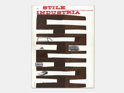 Display | Stile Industria 32 | Collection #cover #design #graphic #book