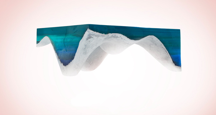 delmare acrylic glass ocean sea transparent table beauty beautiful new modern nice best inspiration inspire new www.mindsparklemag.com minds