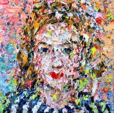 Vanessa Prager   PICDIT #paint #art #painting