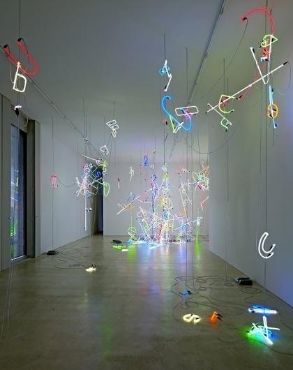 plenty of colour #abstract #lights #neon