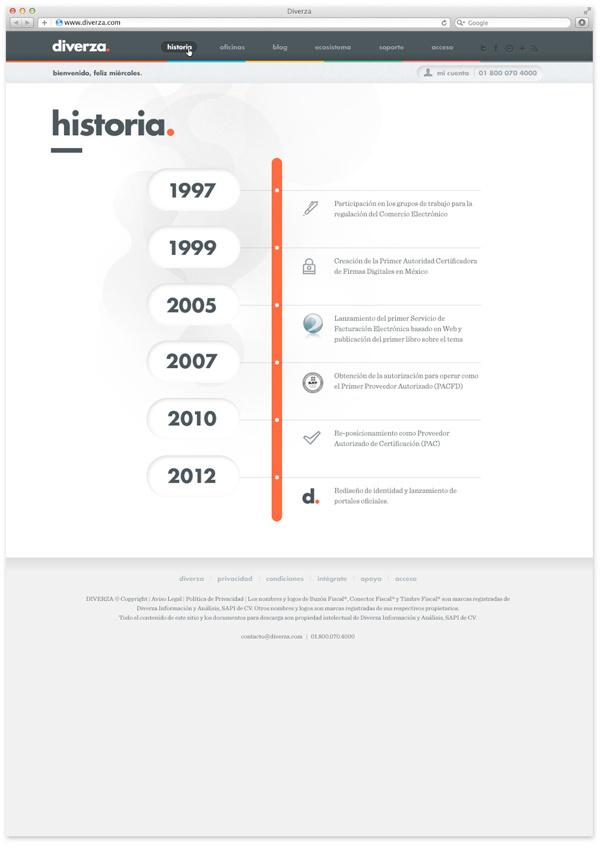 Diverza. by Face. #ux #design #ui #website #web