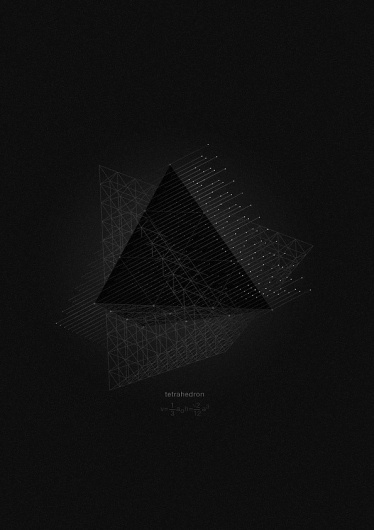 36cd7d0b57bd68f0242bff9290e7fde8.jpg (JPEG Image, 595x841 pixels) #lines #dots #polygons #tetrahedron #pyramid