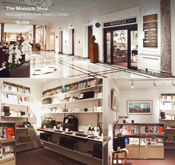 monocle shop #monocle
