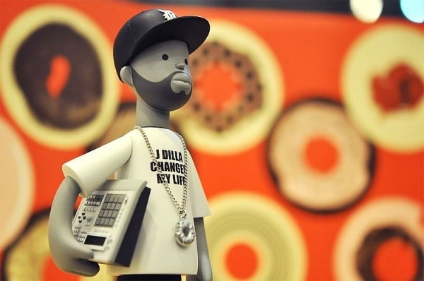 J Dilla Toy by Phil Young Song » Design You Trust – Design Blog and Community #detroit #donuts #j #toy #dilla