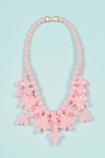 necklace #pink #blue #necklace