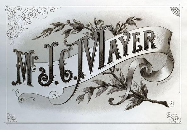 Born & Raised Album Cover – John Mayer « David Smith – Traditional Ornamental Glass Artist #smith #david #adrian #typography