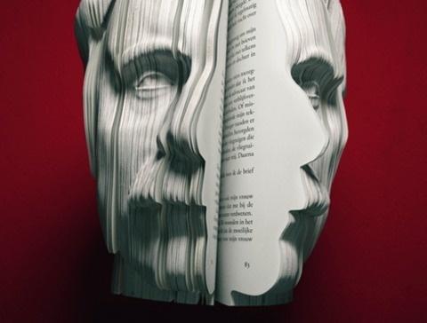 FFFFOUND! | Written Portraits | Fubiz™ #book