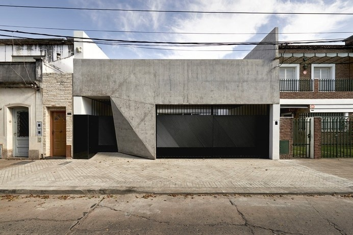 T&G House by Nicolás Campodonico #architecture #minimalism
